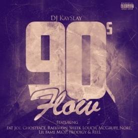 '90s Flow Feat. Fat Joe, Ghostface, Raekwon, Sheek Louch, McGruff, N.O.R.E, Lil Fame, Prodigy & Rell