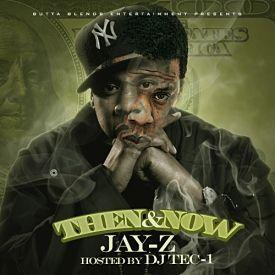 Arabmixtapes - Jay Z -Than & Now (Best Of Jay Z Blends) Cover Art