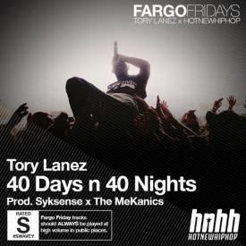 40 Days N 40 Nights