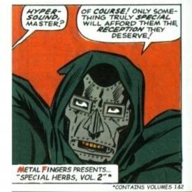 Special Herbs Medley (MF Doom Tribute)