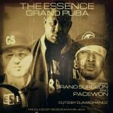 Arabmixtapes - The Essence Cover Art