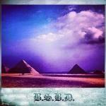 Arabmixtapes - Pyramids  (Blue Sky Black Death Remix) Cover Art