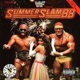 Arabmixtapes - SummerSlam 88 Cover Art