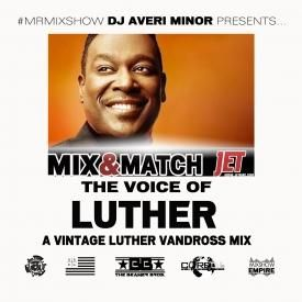 The Voice Of Luther (Luther Vandross Mix)