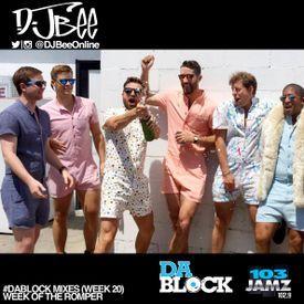 #DaBlock Mixes (Week 20 2017)