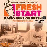 DJ Bee - #FreshStart aired 02.10.2017 #Dilla Cover Art