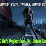 DJ Befo Project /DB Stivensun/ - Better Than Cover Art