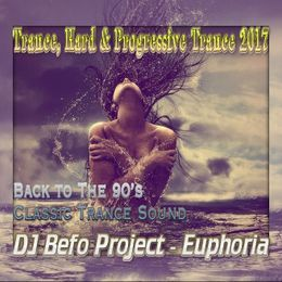 DJ Befo Project /DB Stivensun/ - Euphoria Cover Art