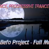 DJ Befo Project /DB Stivensun/ - Full Moon Cover Art