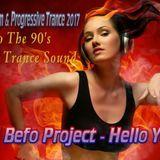 DJ Befo Project /DB Stivensun/ - Hello You Cover Art