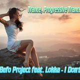 DJ Befo Project /DB Stivensun/ - I Don't Be Cover Art