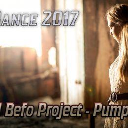 DJ Befo Project /DB Stivensun/ - Pumpin Cover Art