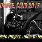 DJ Befo Project /DB Stivensun/ - Side To Side Cover Art