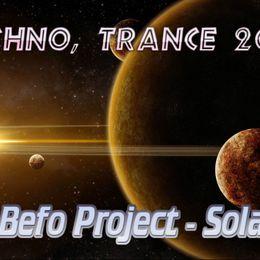 DJ Befo Project /DB Stivensun/ - Solaris Cover Art