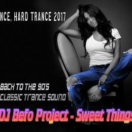 DJ Befo Project /DB Stivensun/ - Sweet Things Cover Art