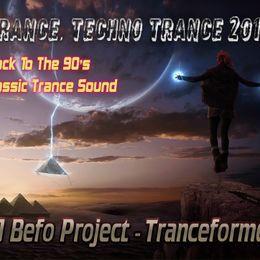 DJ Befo Project /DB Stivensun/ - Tranceformer Cover Art