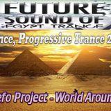 DJ Befo Project /DB Stivensun/ - World Around Us (FSOE) Cover Art