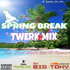 SPRING BREAK TWERK MIX