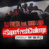 DJ Black Jesus - SuperFreshChallenge (Instrumental) Cover Art