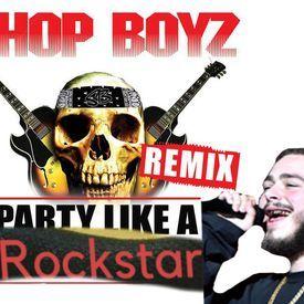 Party and Live like a Rockstar (Post Malone x Shop Boyz Mashup)