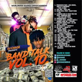 DJ Chase - Band Talk Vol 10 (For Promo Use Only)