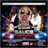 DJ Chase - DJ Chase - Sauce Therapy New Music Mixtape (For Promo Use Only) Cover Art