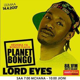 Lord Eyes kwenye heshima ya Bongo Fleva - EA Radio | April 14th, 2017