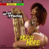DJ CHOKA - Much More (Mfalme Riddim) Cover Art