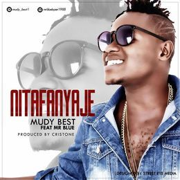 DJ CHOKA - Nitafanyaje Cover Art