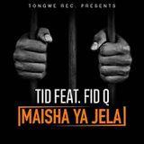DJ CHOKA - Maisha ya Jela Cover Art