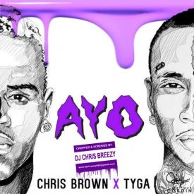 Ayo (Chopped & Screwed By DJ Chris Breezy)