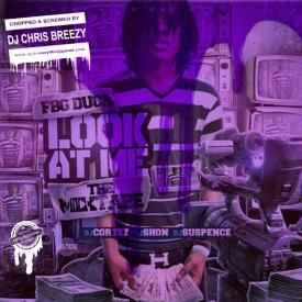 Right Now (Chopped & Screwed By DJ Chris Breezy)