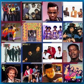 Dj Cleve New Jack Swing Mix 2K17