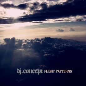 DJ Concept - Flight Patterns Cover Art