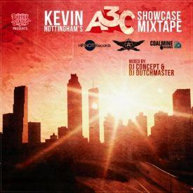 DJ Concept - Kevin Nottingham's A3C Showcase Mixtape – Presented By BallerStatus.com (With DJ Dutchmaster) Cover Art