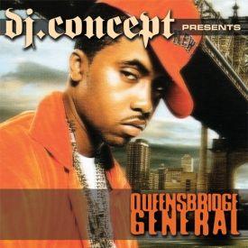 DJ Concept - Queensbridge General (The Best Of Nas) Cover Art