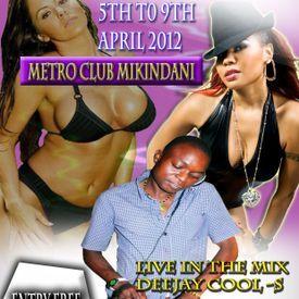BONGO N KENYAN  MIX  DJ COOL S