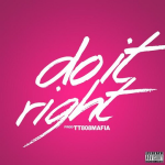 DJ Cos The Kid - Do It Right Cover Art