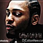 DJ Cotton Here @DJCottonHere - Cotton's Cut Up Vol 12 (Best Of D'Angelo) Cover Art
