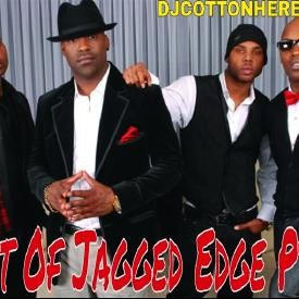 DJ Cotton Here - Cotton's Cut Up Vol. 33 Best Of Jagged Edge Pt. 2