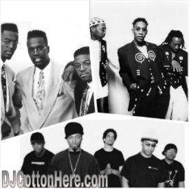 Cotton's Cut Up (Best Of Guy, Mint Condition & Tony Toni Tone  R&B Mix)