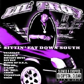 Wanna Be a Baller Slowed & Chopped by Dj Crystal clear