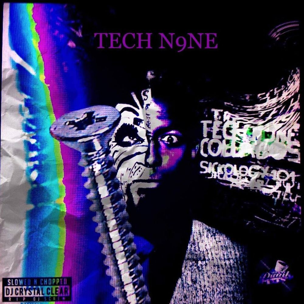 Sickology 101 Slowed & Chopped by Dj Crystal Clear by Tech