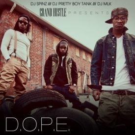 DJ Day-Day - D.O.P.E. [No DJ] Cover Art