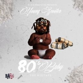 DJ Day-Day - 80's Baby Cover Art