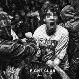 Fight Club Feat TrashTalk , OGMACO , KEY! and Nevabitch