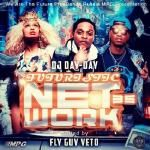 DJ Day-Day - Futuristic NetWork 35 [MixTape Preview] Cover Art