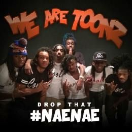 DJ Day-Day - Drop That #NaeNae Cover Art
