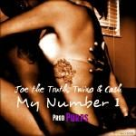 DJ Dee - My Number 1 (Purps On The Beat) Cover Art