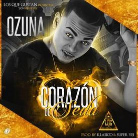 Ozuna - Corazon De Seda [[ Prod.Dj Dibu ]]